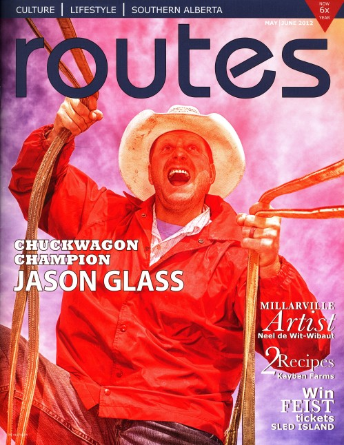 Routes cover May:June 2012 copy