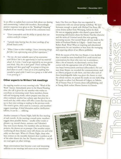 W Ink article pg 2