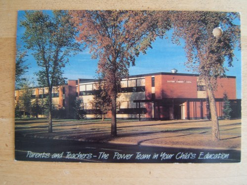 Post Card - front