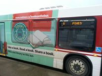 Books on the Bus bus