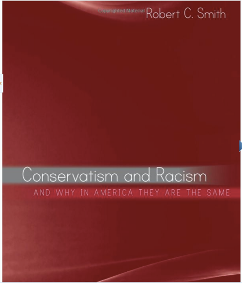 Conservatism and Racism