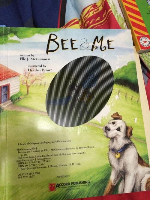 Bee book IMG_1110